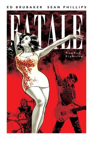 Photo - Fatale No. 18. Image Comics. <strong></strong>
