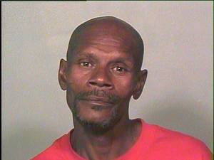 Photo - Clarence Todd Todd, also known as Christopher, 54, was arrested Friday on complaints of maiming, arson and domestic assault and battery. He is accused of lighting his girlfriend on fire.
