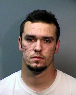 Photo -   This handout photo provided by the Fort Worth Police Department shows TCU quarterback Casey Pachall. Pachall has been suspended indefinitely after he was arrested on suspicion of driving while intoxicated. Coach Gary Patterson announced the suspension Thursday morning, Oct. 4, 2012. (AP Photo/Fort Worth Police Department)