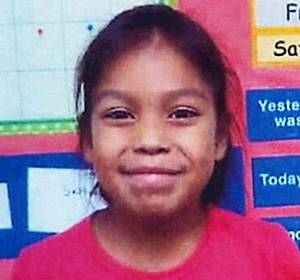 photo - CHILD / MURDER / HOMICIDE: Rosalin Reynolds, the 8-year-old Watonga girl that was killed this week. Photo courtesy of KOCO.com ORG XMIT: KOD
