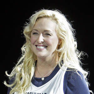 Photo - FILE - In this Nov. 14, 2008 file photo, Country singer Mindy McCready performs, in Nashville, Tenn. McCready, who hit the top of the country charts before personal problems sidetracked her career, died Sunday, Feb. 17, 2013. She was 37. (AP Photo/Mark Humphrey, File)