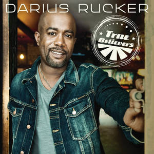 "Photo - This CD cover image released by Capitol Nashville shows ""True Believers,"" by Darius Rucker. (AP Photo/Capitol Nashville)"