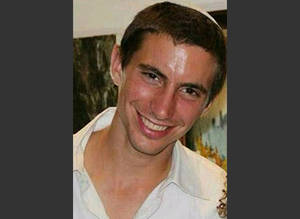 Photo - This undated photo shows Israeli Army 2nd. Lt. Hadar Goldin, 23, from Kfar Saba, central Israel. Israel's military announced early Sunday, Aug. 3, 2014, that Goldin, of the Givati infantry brigade, had been killed in battle on Friday. Goldin was previously believed captured by Hamas gunmen in Gaza violence that shattered a temporary ceasefire. (AP Photo/YNet News)
