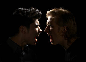 Photo - Top: The critical inner voice can be a destructive influence.  THINKSTOCK PHOTO