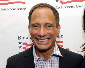 "Photo - FILE - This May 7, 2013 file photo shows TMZ.com founder Harvey Levin at The Brady Campaign to Prevent Gun Violence Los Angeles Gala in Beverly Hills, Calif. Levin is co-producing a new reality series, ""Famous in 12,"" so named for the number of episodes on the CW that the good-looking clan from sleepy Beaumont, California, will get to prove themselves. The family, a writer-mom and model-daughter among them, were picked from among 10,000 videos submitted more than a year ago, Levin said Thursday, May 22, 2014, by phone from Los Angeles. (Photo by Chris Pizzello/Invision/AP, File)"
