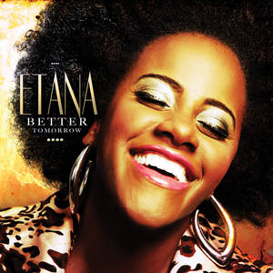 "Photo - This CD cover image released by Vp Records shows ""Better Tomorrow,"" by Etana. (AP Photo/Vp Records)"