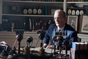 "Photo - FILE - This undated publicity film image released by Focus Features shows Bill Murray as Franklin D. Roosevelt in a scene from ""Hyde Park on Hudson."" (AP Photo/Focus Features, Nicola Dove, File)"