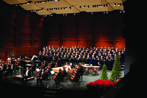 "Photo - Canterbury Choral Society will present ""A Baroque Christmas"" Photo provided"