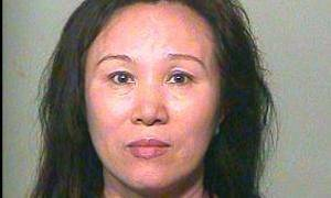 photo - Oklahoma City police arrested Wang Xin, 03/26/1956, on a prostitution complaint Tuesday, Aug. 10, 2010, at New Asia Massage parlor, 546 E Memorial Road. Provided by Oklahoma County jail.