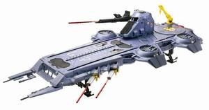 Photo - The Avengers SHIELD Helicarrier. Hasbro