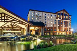 Photo - Choctaw Casino Hotel, Pocola. <strong> - PROVIDED BY CHOCTAW CASINO HOTEL</strong>