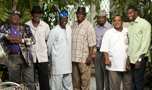 Photo - The Dirty Dozen Brass Band of New Orleans leads the list of world-class jazz and blues artists set to perform during the 30th annual Jazz in June festival that opens Thursday in Norman. PHOTO PROVIDED <strong>PROVIDED</strong>