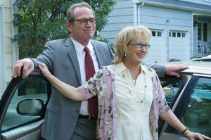 "Photo - Tommy Lee Jones and Meryl Streep star in ""Hope Springs."" IMAGE PROVIDED"