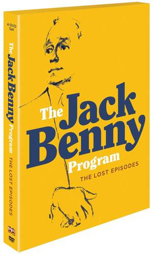 Photo - The DVD cover to ?The Jack Benny Program ? The Lost Episodes? <strong></strong>
