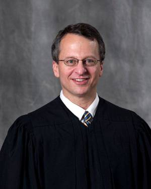photo - U.S. Magistrate Judge Robert E. Bacharach