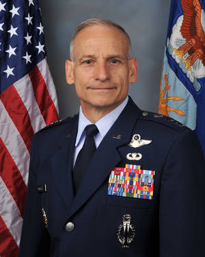 Photo - Lt. Gen. James M.  Kowalski Commander of Air Force Global Strike Command