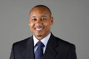 Photo - Darnell Mayberry, OKC Thunder beat writer