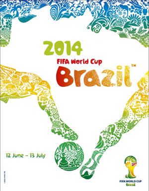 Photo - FILE - In this file image released by FIFA shows the logo for the 2014 FIFA World Cup soccer tournament that will be held in Brazil. Tickets for next year's World Cup have gone on sale online on Tuesday, Aug. 20, 2013. (AP Photo/FIFA, File)