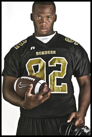 Photo - Midwest City's Trevon Lewis.  Photo by Chris Landsberger, The Oklahoman