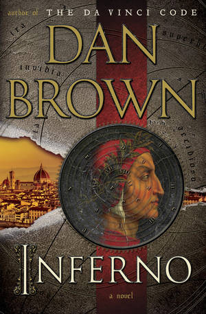 "Photo - FILE - This file book cover image released by Doubleday shows ""Inferno,"" by Dan Brown. Brown's latest Robert Langdon caper was Amazon.com's No. 1 seller for 2013, the online retailer announced Monday, Dec. 16, 2013. (AP Photo/Doubleday, File)"
