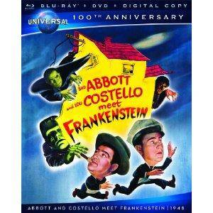 "Photo - ""Abbott and Costello Meet Frankenstein.""  Universal. <strong></strong>"