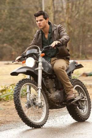 "Photo - Taylor Lautner stars as Jacob Black in ""The Twilight Saga: Breaking Dawn — Part 1."" Summit Entertainment photo"