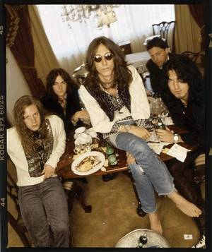Photo - The Black Crowes.