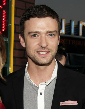 Photo - Justin Timberlake <strong>Matt Sayles</strong>