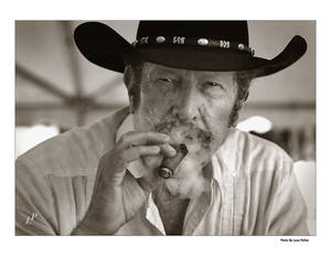 Photo - Kinky Friedman. Larry Pullen photo <strong></strong>