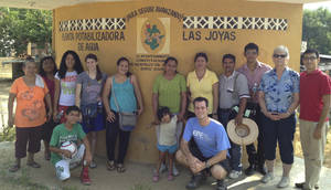 Photo - Several members of Bethel Baptist Church of Norman pose for a picture with residents of Acapulco, Mexico, during an Acapulco mission trip earlier this year. Photo provided