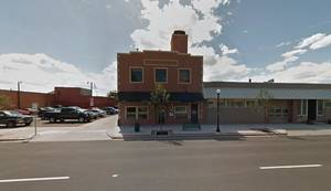 Photo - A screen shot of Google Street View shows the building in Cheyenne, Wyo., into which Wyoming Corporate Services recently moved. Image via The New York Times