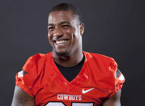 Photo - Oklahoma State's Tracy Moore was the Cowboys' third-best pass-catcher in 2011.  Photo by Sarah Phipps, The Oklahoman Archives