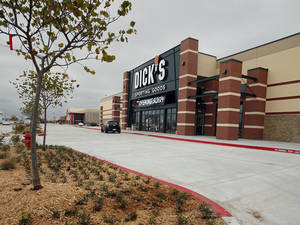 Photo - Dick's Sporting Goods announced it will open its four metro-area stores Wednesday, with grand opening celebrations beginning at 8 a.m. Friday. Photo by STEVE SISNEY, THE OKLAHOMAN