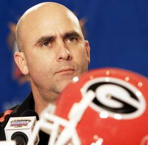 Photo - Willie Martinez was Georgia's defensive coordinator from 2005-09. AP ARCHIVE PHOTO