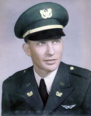 Photo - Robert Dean Smith during his time in the military.