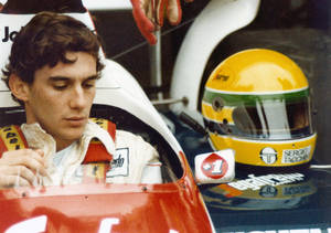 "Director Asif Kapadia's ""Senna,"" a documentary about Brazilian Formula One racer Ayrton Senna, will be shown as part of Film Forward this weekend at the Chickasaw Cultural Center in Sulphur. Kapadia will participate in question-and-answer sessions following the screenings. AP PHOTO/UNIVERSAL PICTURES <strong></strong>"