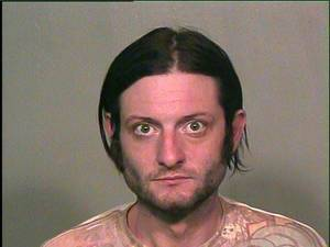 photo - Michael Bradley Rogers  Accused of assaulting a man with a machete.