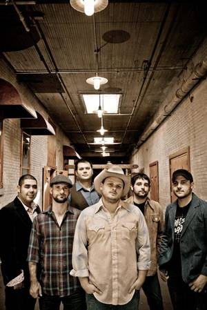 Photo - The Josh Abbott Band will play at 8 p.m. at the Riverwind Casino, 1544 W State Highway 9, in Norman. Call 322-6000. PHOTO PROVIDED