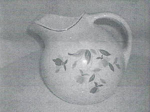 Photo - Autumn Leaf pattern was made by Hall China Co. Photo provided. <strong></strong>