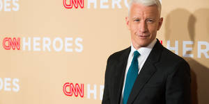 Photo - Anderson Cooper attends CNN Heroes: An All-Star Tribute on Tuesday, Nov.19, 2013 in New York. (Photo by Charles Sykes/Invision/AP)