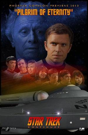"Photo - ""Star Trek Continues: Pilgrim of Eternity."" <strong></strong>"