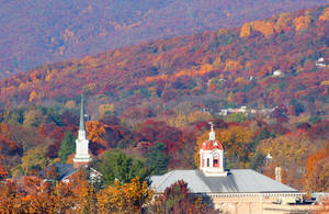 Photo - Downtown Salem in fall.   Photo provided <strong>Photo provided</strong>