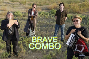 Photo - Brave Combo will perform in concert Sunday at Lions Park in Norman as part of the Summer Breeze Concert Series. PHOTO PROVIDED