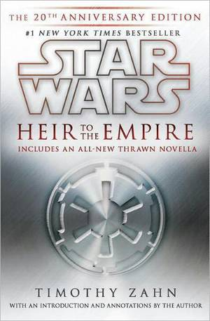 "Photo - The cover to the 20th anniversary edition of ""Heir to the Empire."" <strong></strong>"