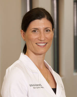 Photo - Katherine Anderson, national director of Naturopathic Medicine at Cancer Treatments Centers of America in Tulsa. Photo provided <strong></strong>