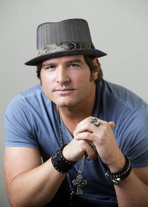 "This Aug. 13, 2012, file photo shows country music singer Jerrod Niemann in Nashville, Tenn. Niemann's latest album ""Free The Music,"" was released Oct. 2.  AP file Photo"