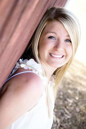 photo - Kaitlyn Ryan plans to come to Oklahoma from her California home to attend Oklahoma State University in the fall. PHOTO PROVIDED