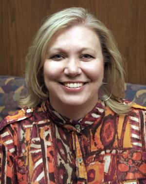 photo - State Epidemiologist Kristy Bradley