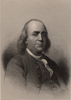 Photo - Benjamin Franklin <strong></strong>