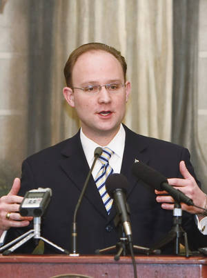 Photo - Rep. Scott Inman